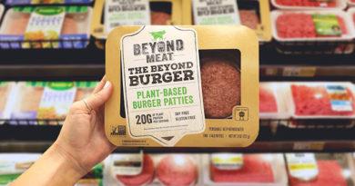 Se disparan las ventas de Beyond Meat en 250%