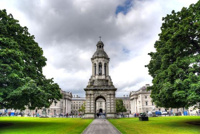 La mejor universidad de Irlanda lanza menú vegetariano para reducir la huella de carbono