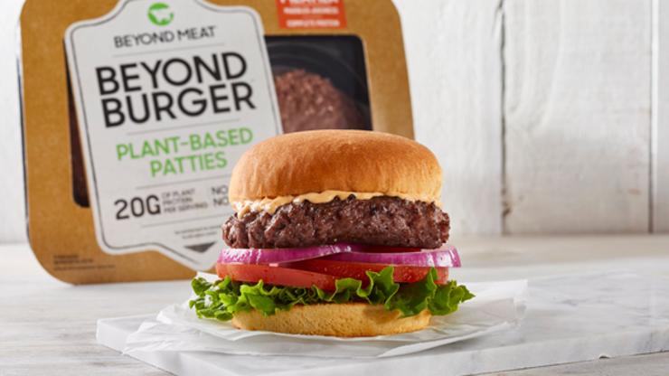 """La compañía vegana """"Beyond Meat"""" pretende lanzarse en China para 2020"""