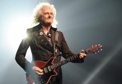 La leyenda de Queen Brian May se une a la campaña vegana «Veganuary»