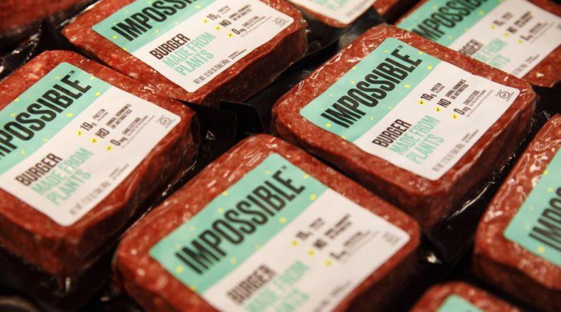 Impossible Foods es considerada como una de las compañias con más crecimiento en EE.UU.