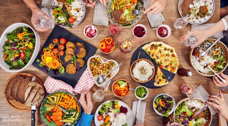 Más de 4 millones de personas son veganos y vegetarianos, según nuevo informe