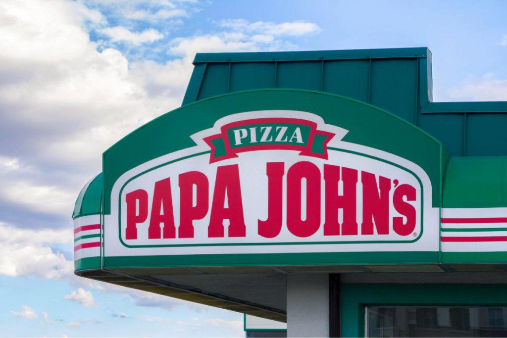 pizza papa jhons