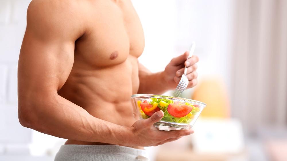 Un nuevo estudio muestra que una dieta a base de plantas no reduce la testosterona