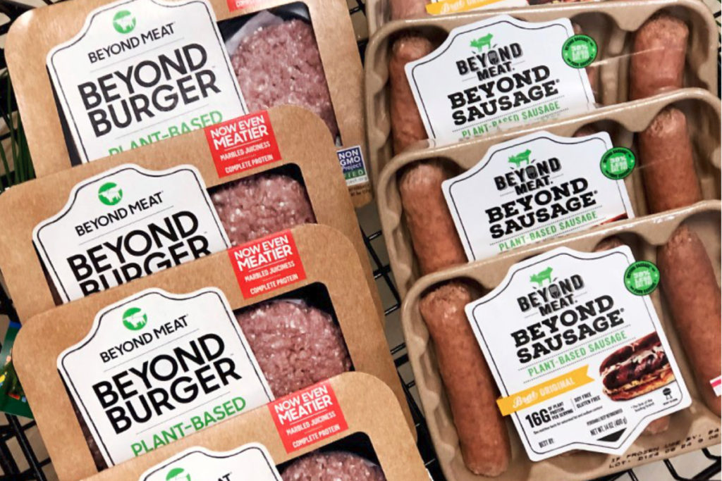 Beyond Meat entra al mercado brasileño