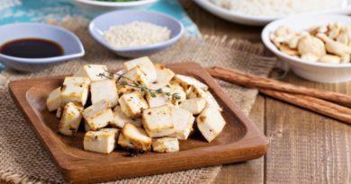 Estudio: Comer tofu una vez por semana ayuda a reducir un 18% en el riesgo de una enfermedad cardíaca