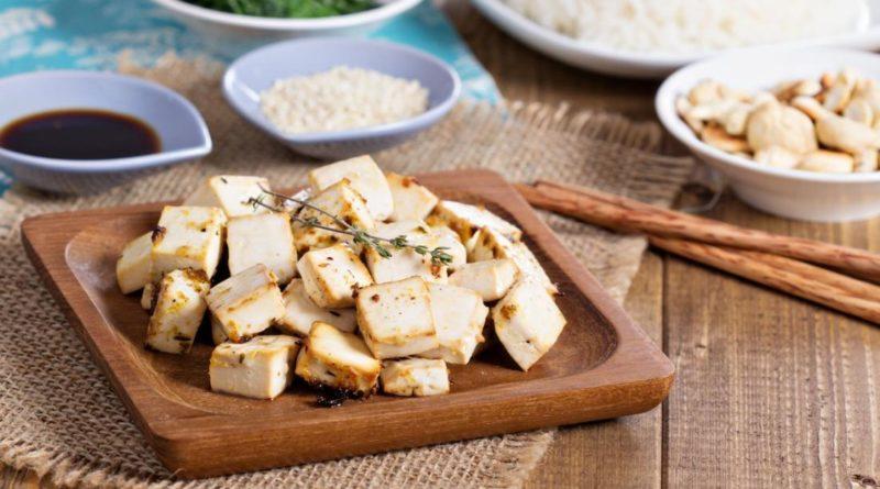 tofu saludable