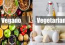 Conoce cuál es la diferencia entre vegano y vegetariano