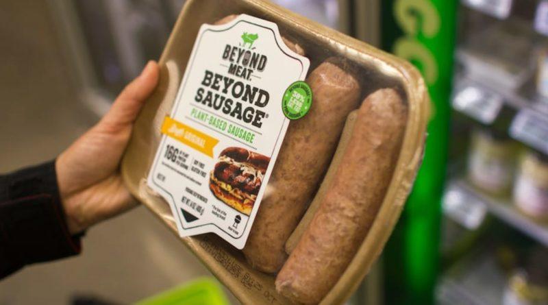 alimentos veganos en alza
