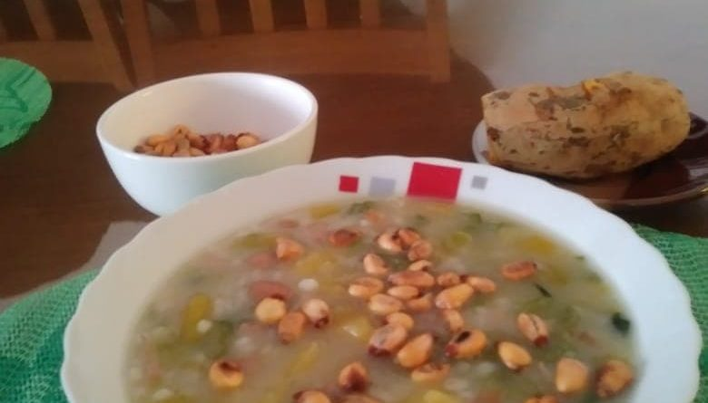 sopa de moron receta peru