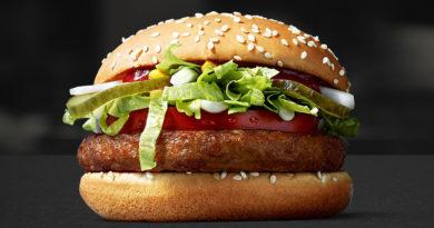 McDonald's macvegan