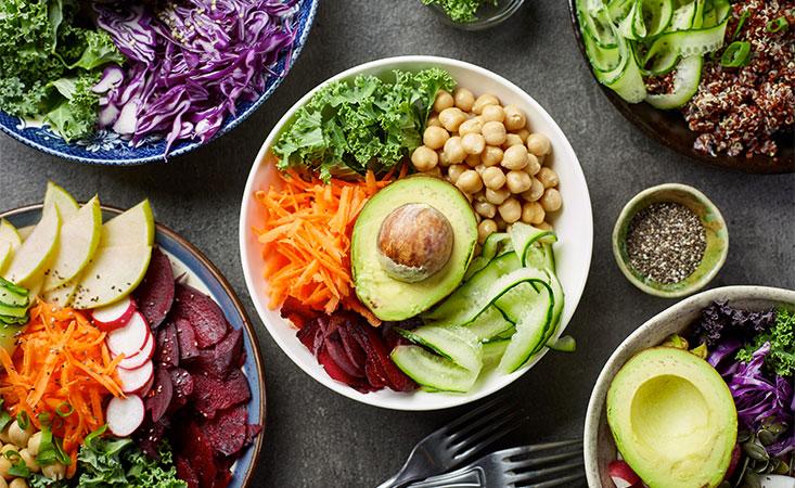 paso numero 1 para ser vegetariano