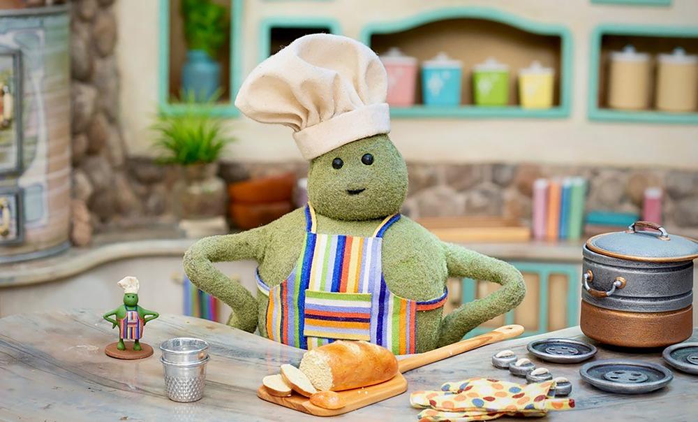 """El programa de cocina vegetariana en miniatura """"Tiny Chef"""" llegará a las pantallas de Nickelodeon"""