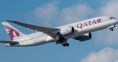 La aerolínea Qatar Airways lanza su primer menú vegano en vuelo
