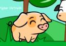Conoce a «Pigter», la nueva serie que educa a los niños acerca del veganismo
